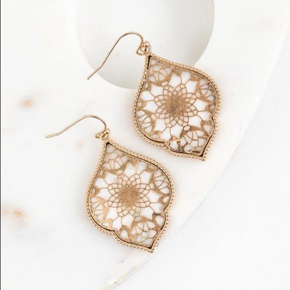 White Abalone Jewelry